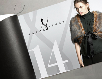 Fashion Look Book Design