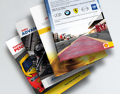 Brochure de productos Shell