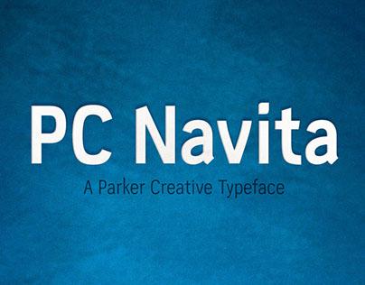 PC Navita - A Parker Creative Typeface