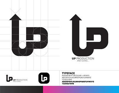 Up production logo