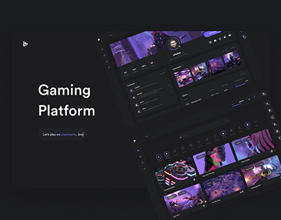 Playmanity Gaming Platform