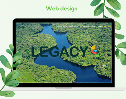 Legacy Web design