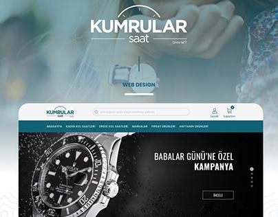 Watch Shop E-Commerce