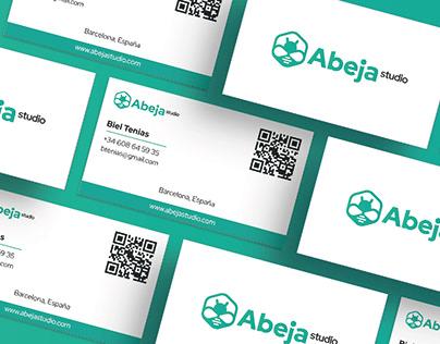 Abeja Studio - Manual de Identidad