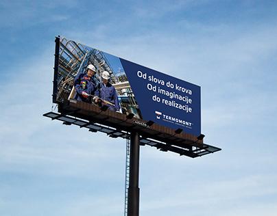 Billboards Termomont