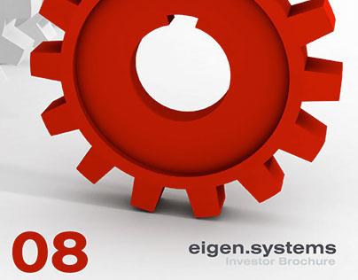 eigen.systems Investor Brochure