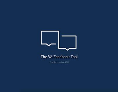 VA Feedback Tool