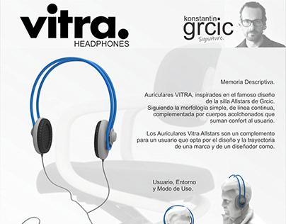 Auriculares Vitra