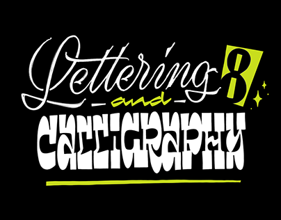 Lettering and Calligraphy #8