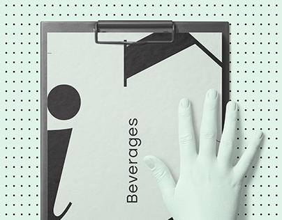 Kaficko - Menu Design for Cafe