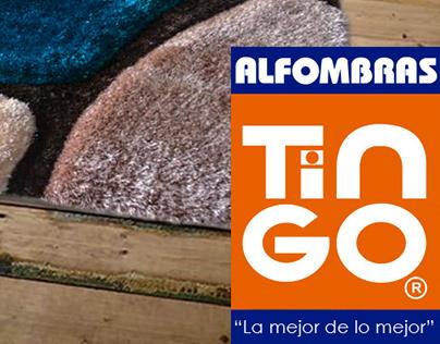 Alfombras Tingo /Diseño y manejo de Redes Sociales