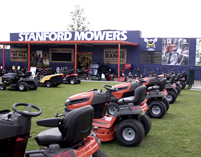 Stanford Mowers - Shop Front Update