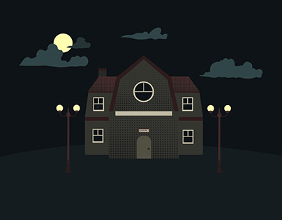 Monster House I Animation