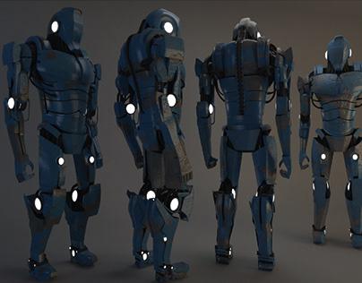 Robot Atalanta