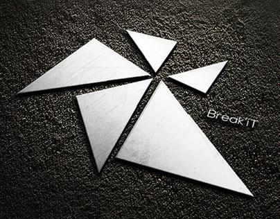 Prototype logo Break'iT