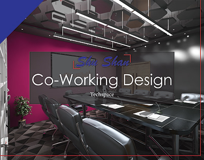 Co-working Space - Techspace