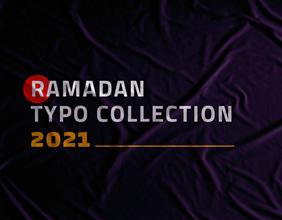 Ramadan typo collection 2021 (Free Download)