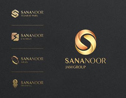 Sananoor Jam Holding Corporate Identity