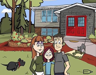 Every House Needs a Family