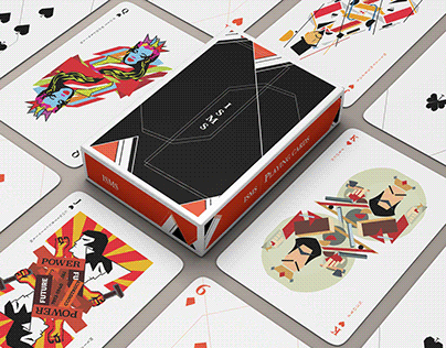 Playing Cards Deck : Isms (Art Movements)