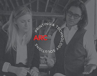 ARC - Branding & Identity