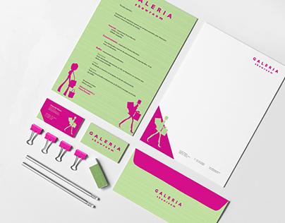 Evento - Design Gráfico - Branding