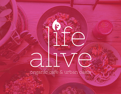 Life Alive Rebrand