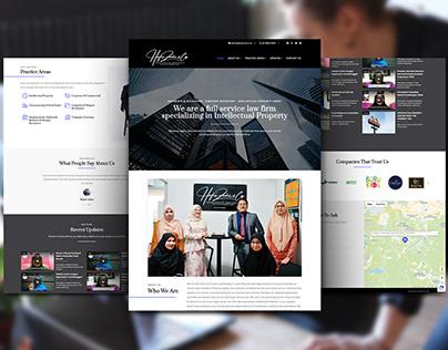 Revamp & Upgrade Client's Old Website