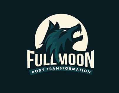 Fullmoon Body Transformation personal training logo