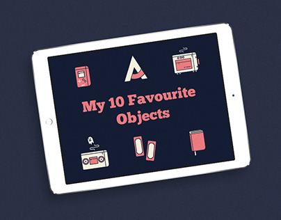 My 10 objects | Short Animation