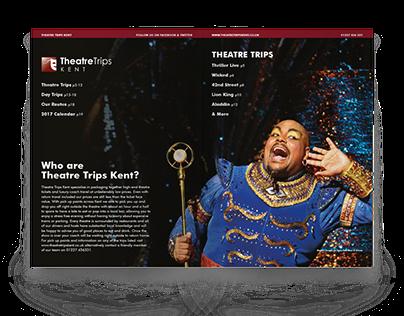 Theatre Trips Kent Brochure