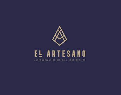 El Artesano - Identidad Visual