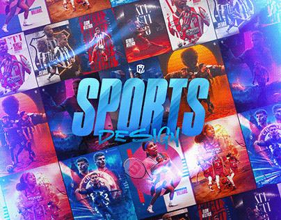 Sports Design #002 - By Czam Design