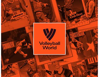 Volleyball World Visuals