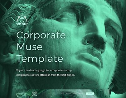 Voynich - Corporate Muse Template