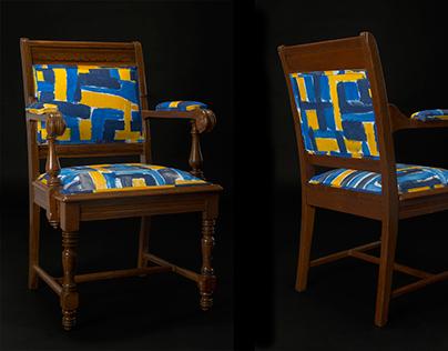 De Sterrenacht Chair