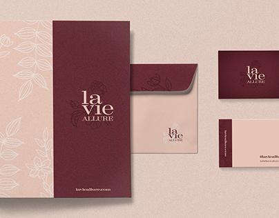 La Vie Allure Branding Design