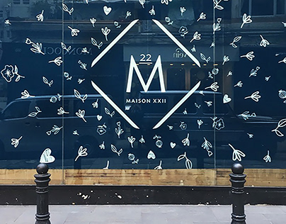 Marta Grossi for MAISON XXII - ST. FRANCIS STREET Wind