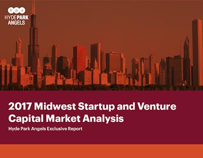 2017 Midwest Startup & Venture Capital Market Analysis