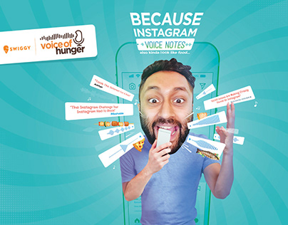 Swiggy - Voice of Hunger (Case Study)