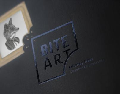 BITE ART - an artsy treat