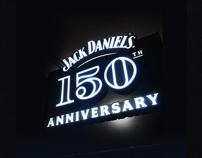 Jack Daniel's vending machine
