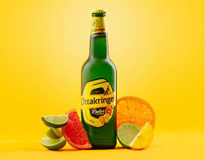 Beer/Radler Advertisment