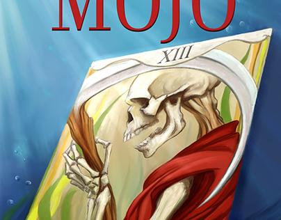 Bad Mojo book cover design