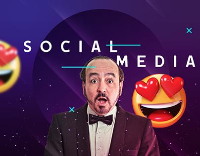 SOCIAL MEDIA Project - EGYWEB