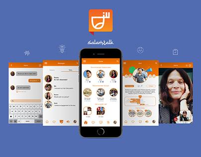 Salamtalk App