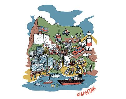 Gibraltar Heritage Trust - Merchandise