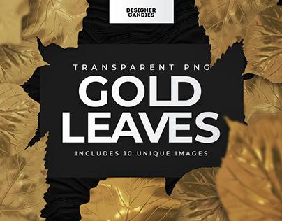 Gold Leaf Overlays