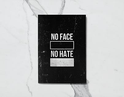 No face No hate