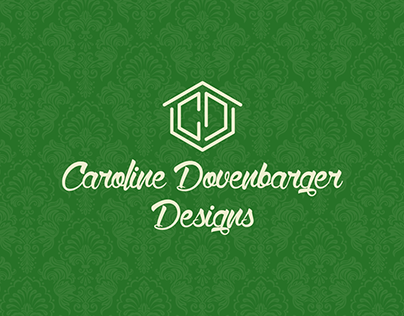 Caroline Dovenbarger Designs Brand Identity Project